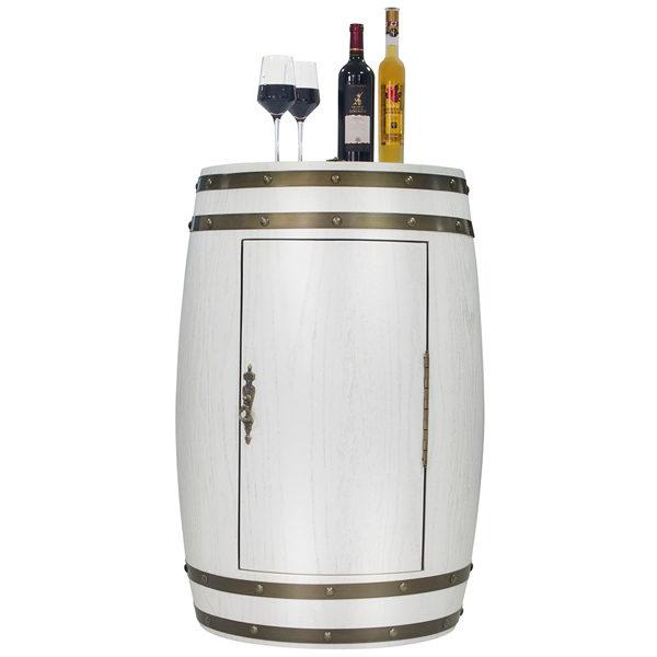 wine barrel tops