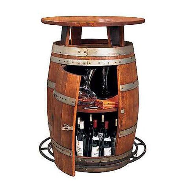 Wine Barrel-600