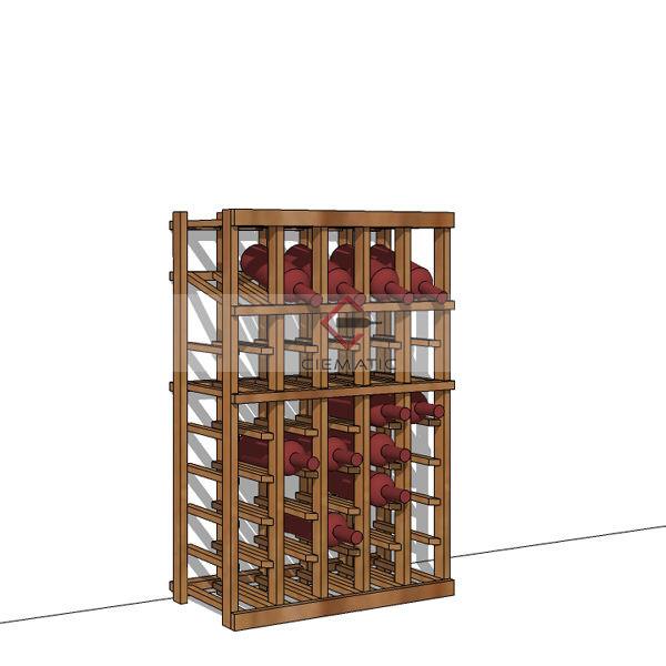 bespoke wine racking kits